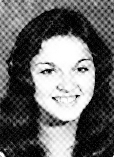 Madonna, 1974, Yearbook