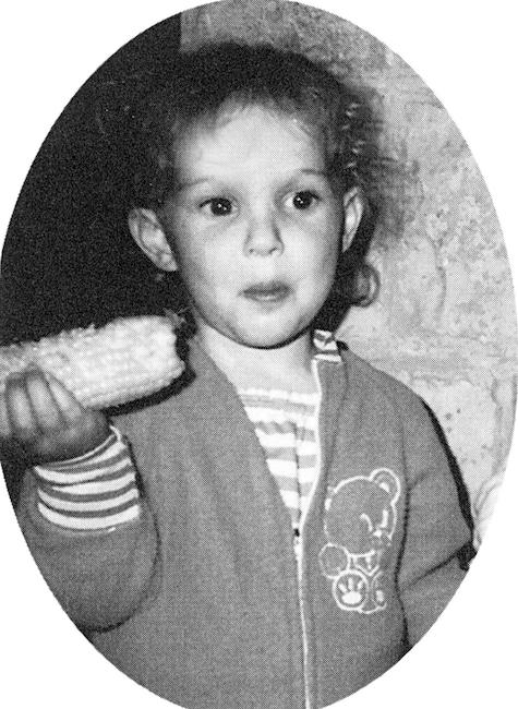 Natalie Portman, Baby Pic, Yearbook