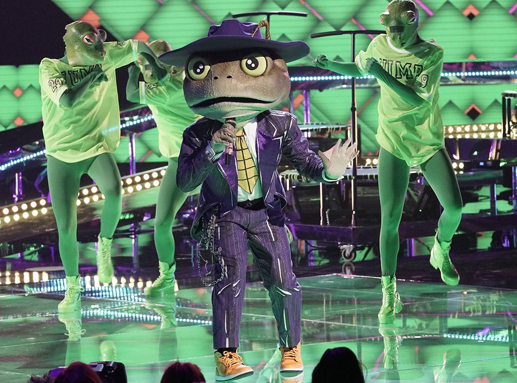 The Masked Singer, Frog