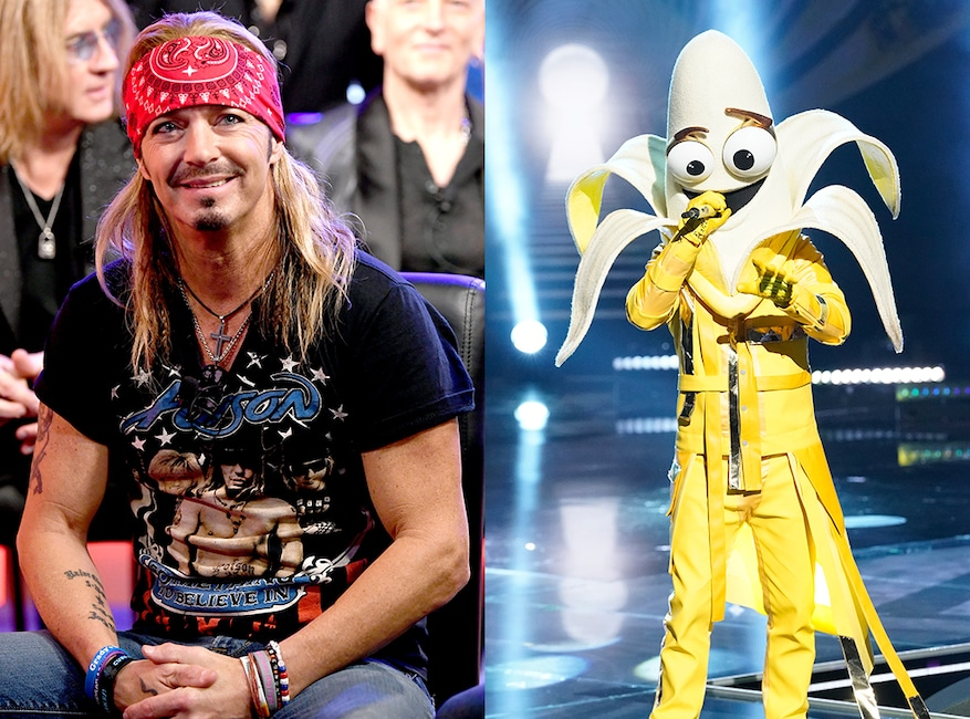 The Masked Singer, Bret Michaels, Banana