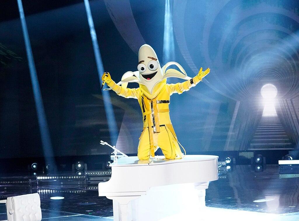 'The Masked Singer' unmasks a rockin' banana