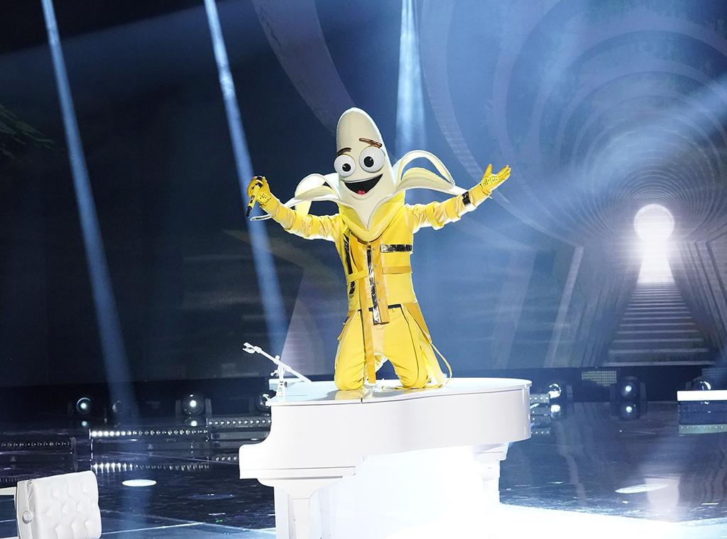 The Masked Singer, Banana