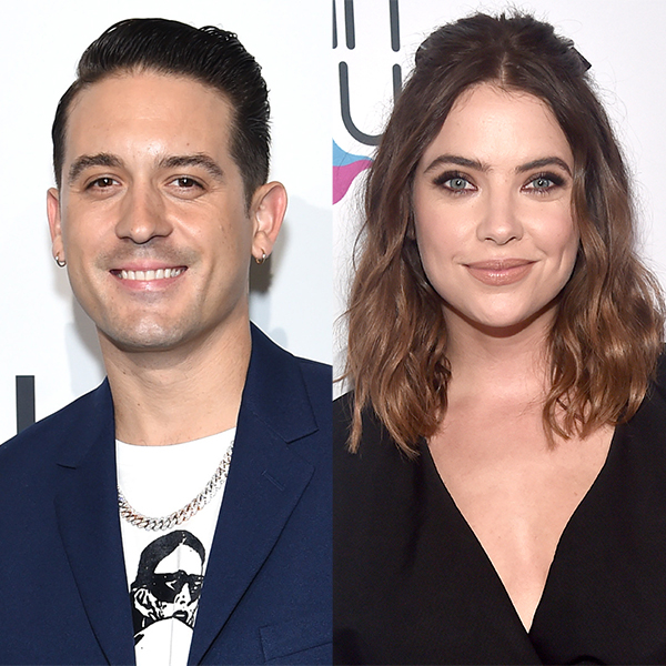 Listen to G-Eazy and Ashley Benson's Cover of Radiohead's Creep