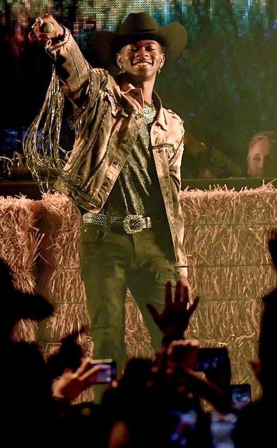 Stagecoach Widget, Lil Nas X
