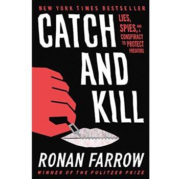 E-Comm: Celebs Juiciest Tell-All Books, Ronan Farrow