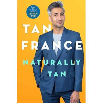 E-Comm: Celebs Juiciest Tell-All Books, Tan France