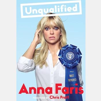 E-Comm: Celebs Juiciest Tell-All Books, Anna Faris