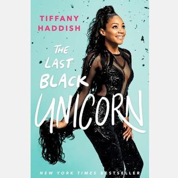 E-Comm: Celebs Juiciest Tell-All Books, Tiffany Haddish