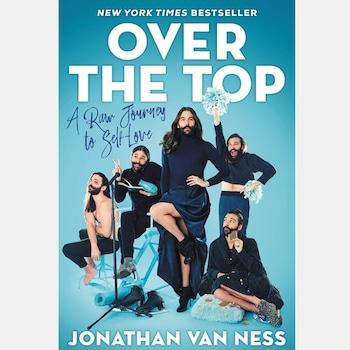 E-Comm: Celebs Juiciest Tell-All Books, Jonathan Van Ness