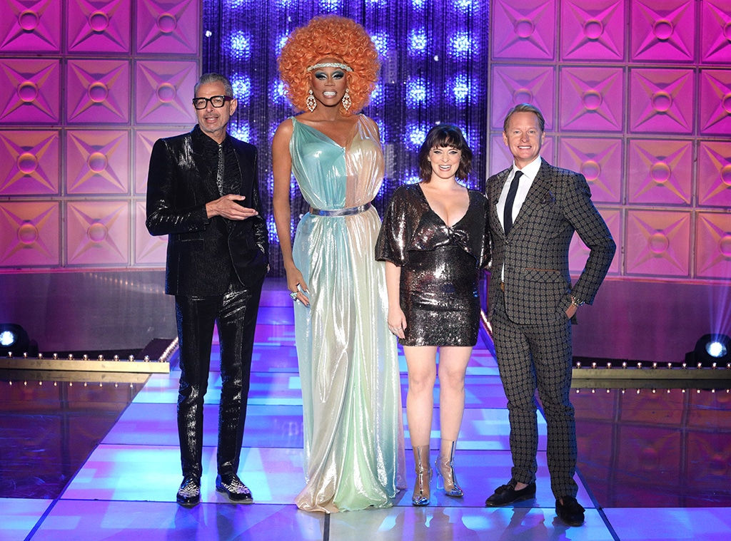 RuPaul's Drag Race, Jeff Goldblum, Rachel Bloom