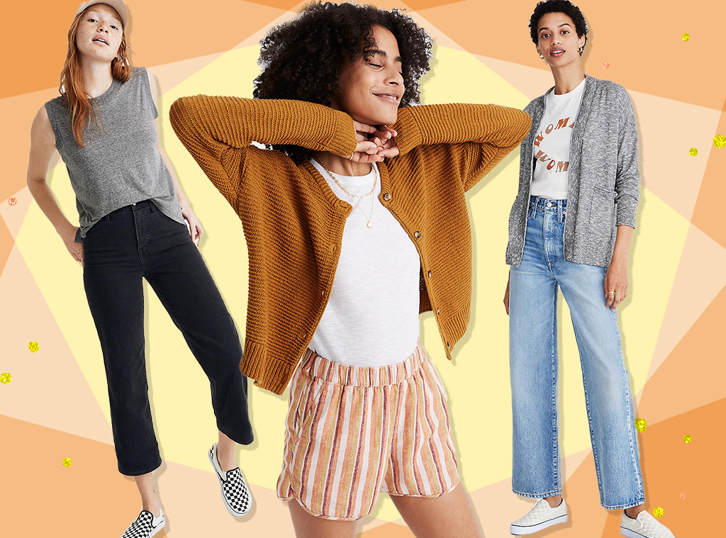 E-comm: Score an Extra 50% Off on Madewell Sales Items: Here's How