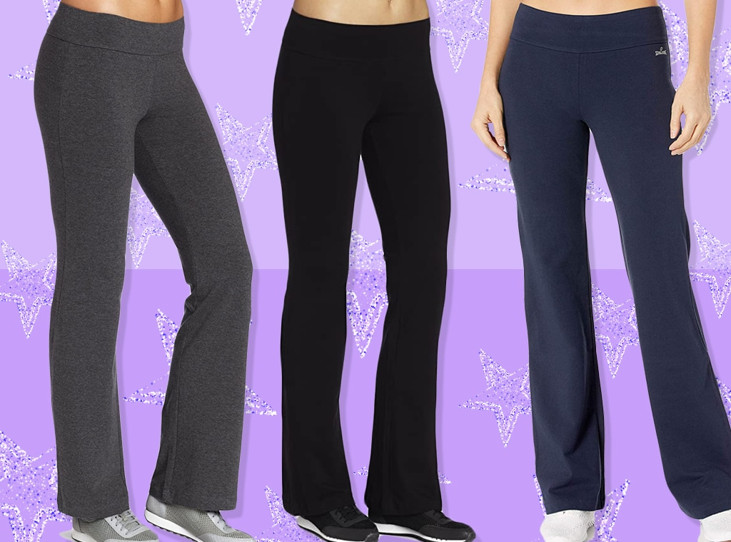 E-Comm: 5-Star Yoga Pants