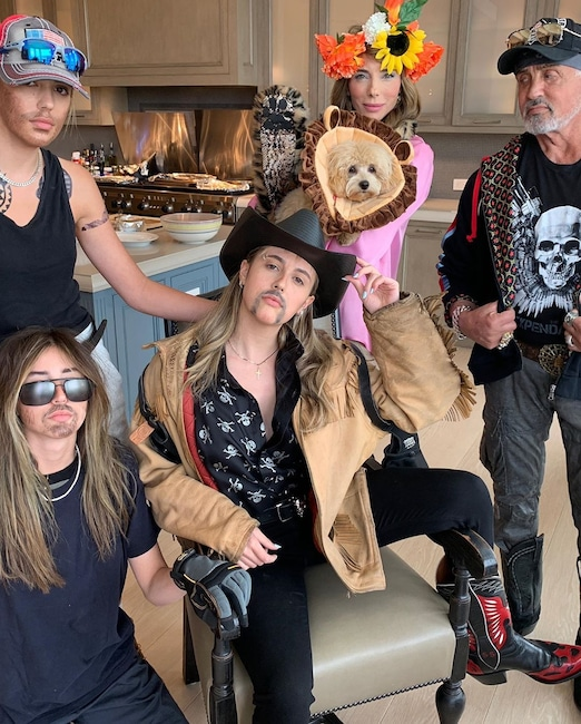 Stallone Family, Tiger King, Netflix
