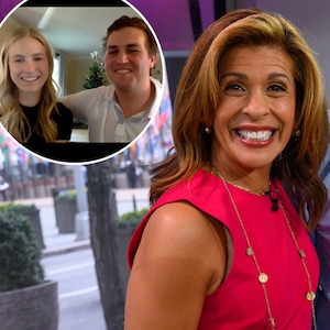 Hoda Kotb, Zoom Wedding
