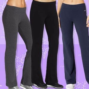 E-Comm: 5-Star Yoga Pants
