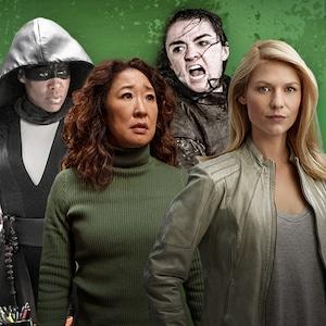 TV's Badass Females, Watchmen, Killing Eve, Homeland, Game of Thrones