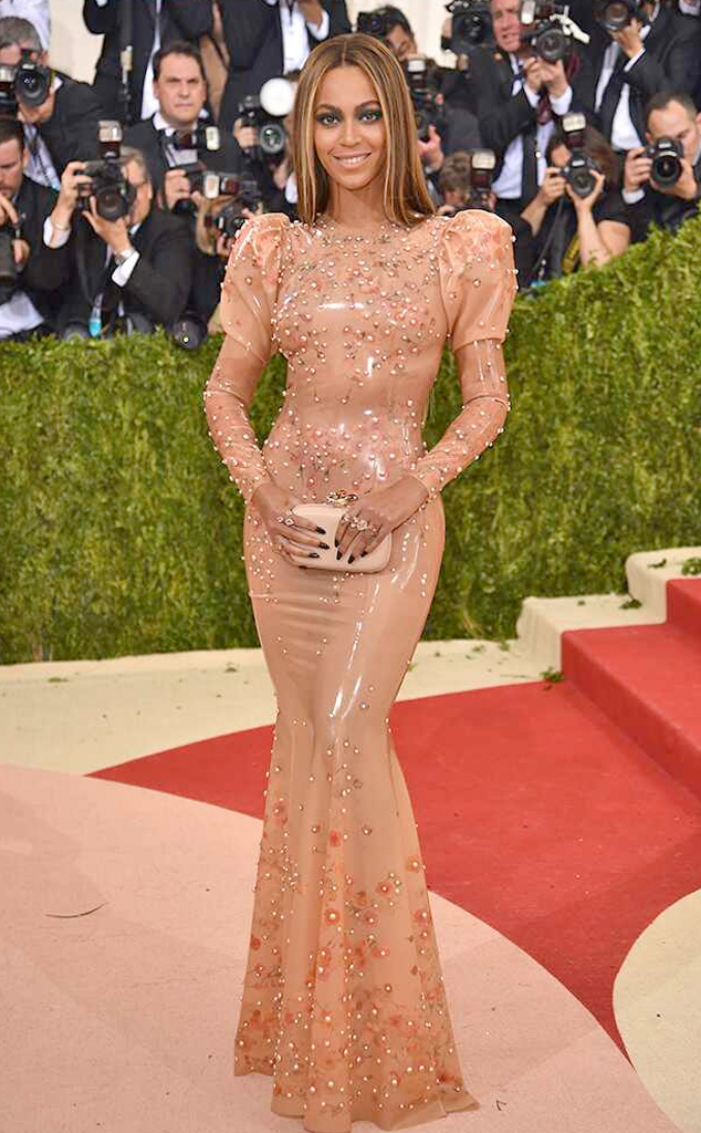 Beyonce, 2016 MET Gala, Red Carpet Fashions, Widget