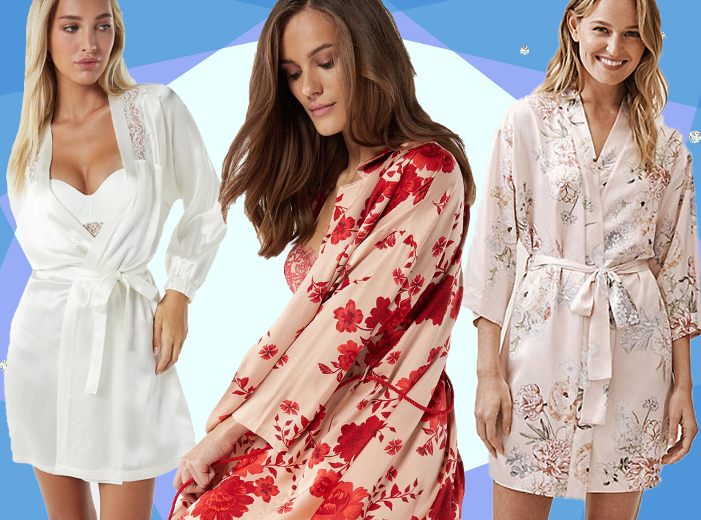E-Comm: Robes You'll Want, From Cozy to Glam