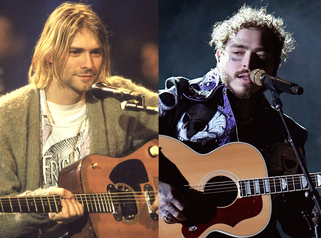 Kurt Cobain, Post Malone
