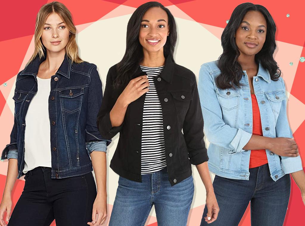 E-Comm: This $30 Stretch Denim Jacket Has 1,500 5-Star Amazon Reviews
