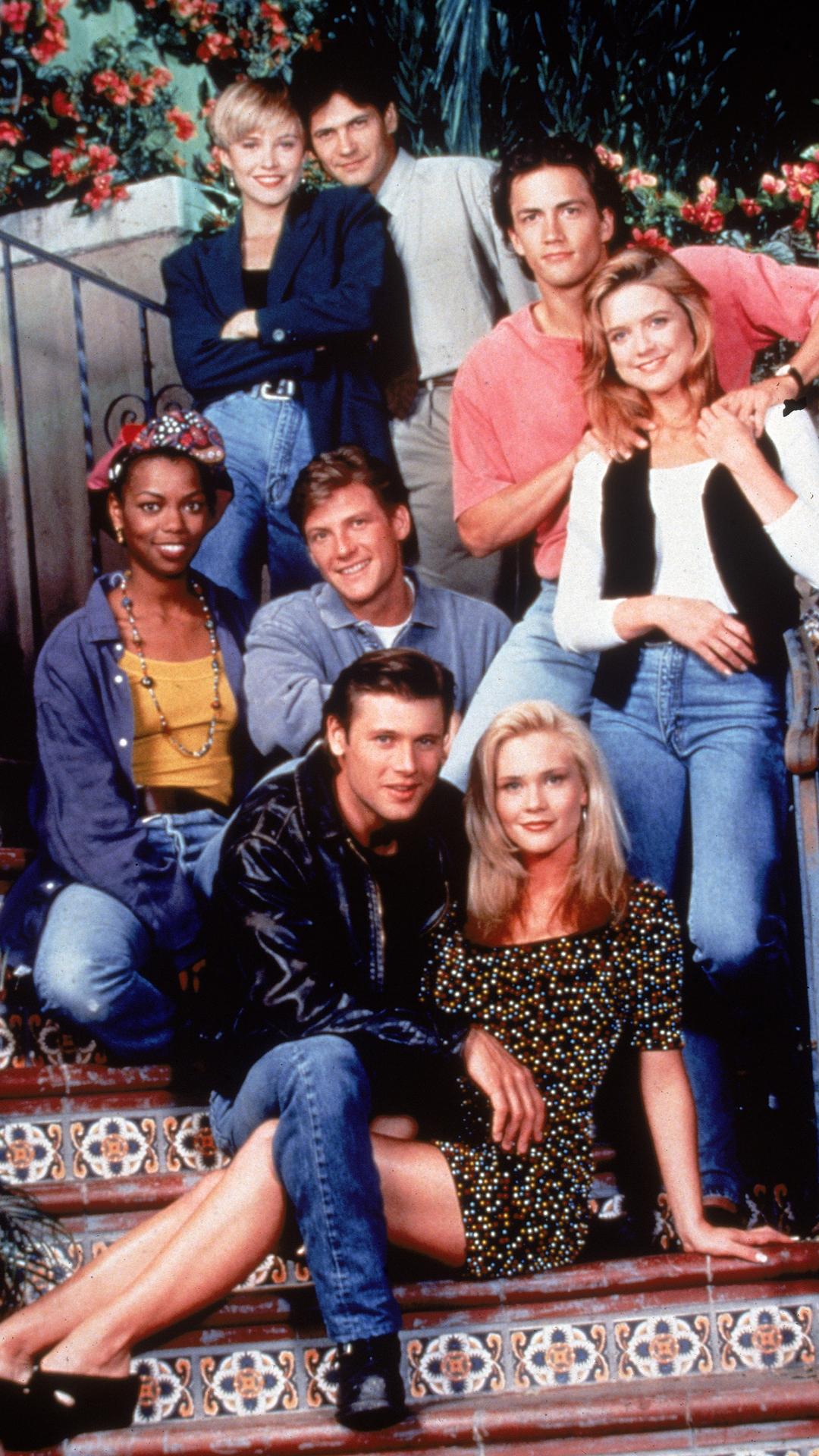 Melrose Place, Cast 1993