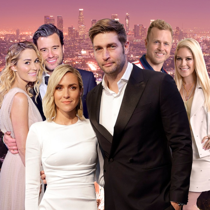 Checking In On The Hills Stars Love Lives All The Marriages Babies Divorces And Dating Drama E Online