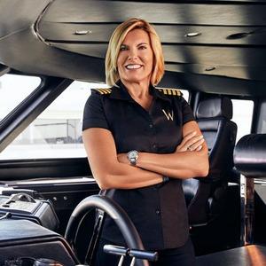 Captain Sandy Yawn, Below Deck Mediterranean