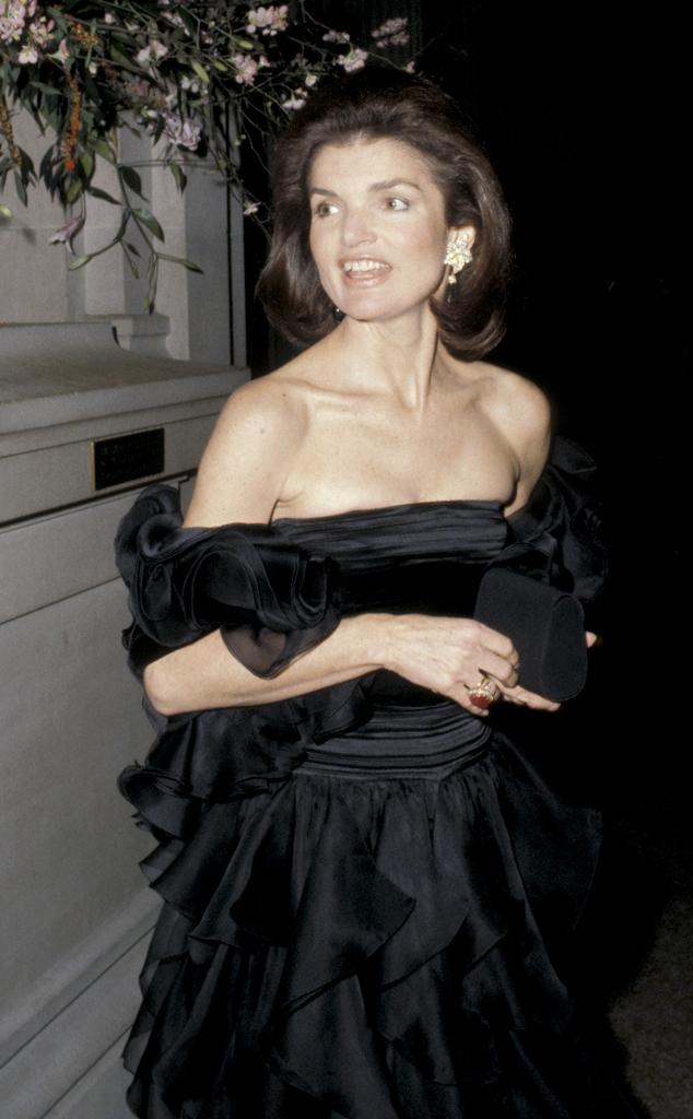 Met Gala, Jackie Onassis