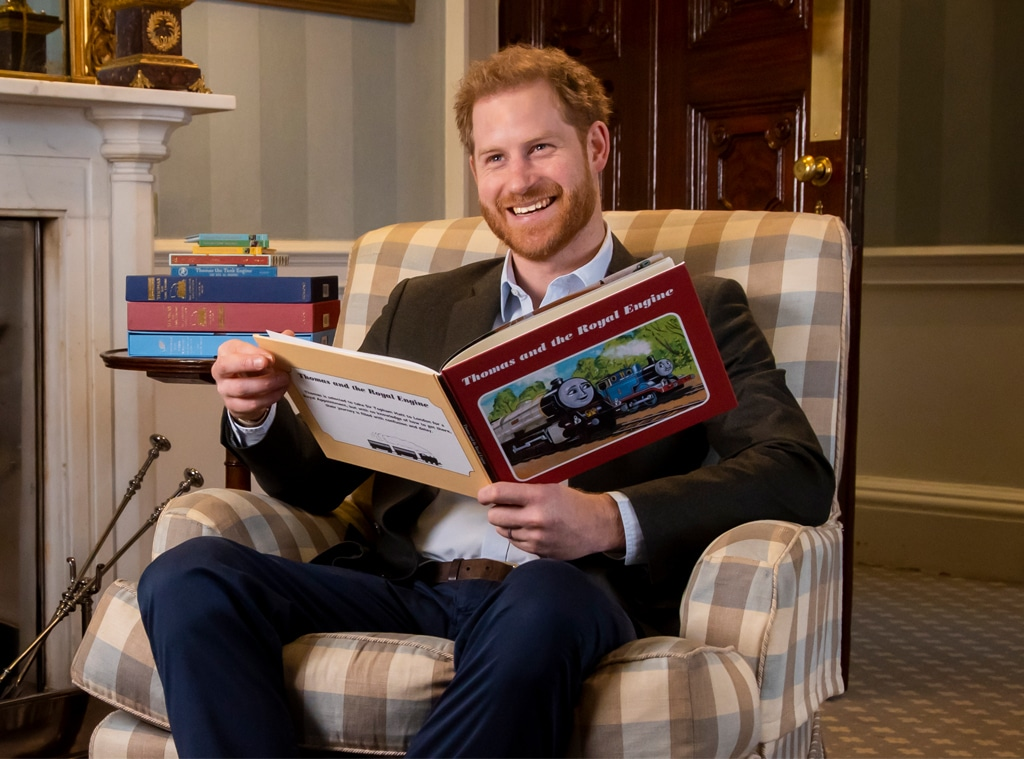 Prince Harry, Thomas & Friends