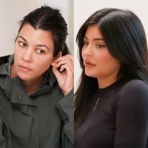 Kylie Jenner, Kourtney Kardashian, Keeping Up With The Kardashians