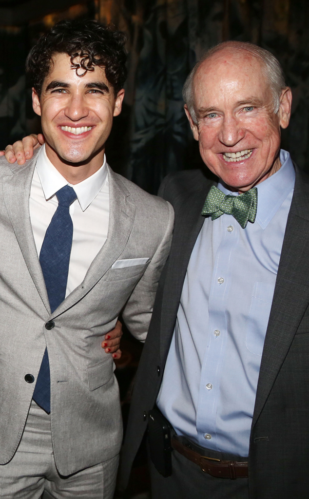 Darren Criss, Charles William