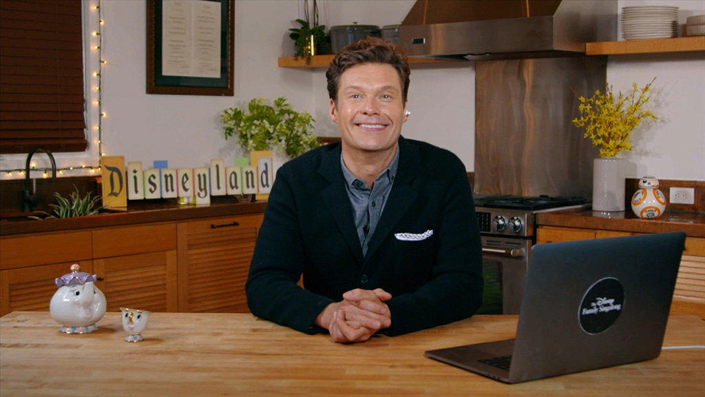 Ryan Seacrest, Disney Family Singalong