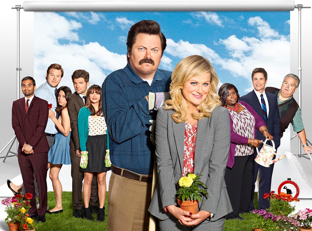 Parks and Rec, Parks and Recreation