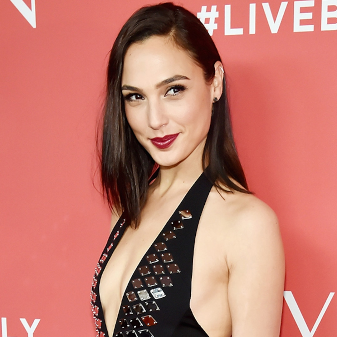 """Why Gal Gadot Was """"Nervous"""" to Play Wonder Woman - E! Online - CA"""
