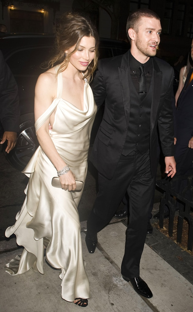 Behind Justin Timberlake and Jessica Biels Hollywood Romance