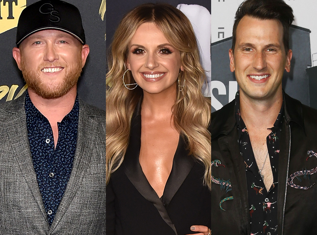Cole Swindell, Carly Pearce, Russell Dickerson