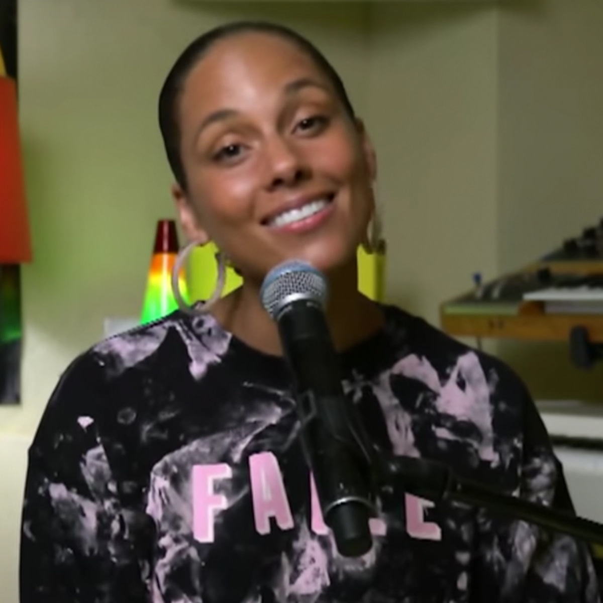 Alicia Keys If I Ain T Got You Audio Download you have to hear alicia keys' social distancing version of