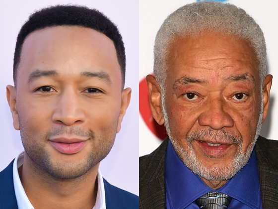 John Legend and More Stars Pay Tribute to Bill Withers After Singer's Death