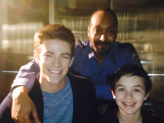 <i>The Flash</i>'s Logan Williams Dead at 16: Grant Gustin and More Stars Pay Tribute