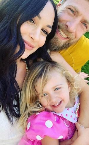 Brie Bella, Daniel Bryan, Instagram, April 2020