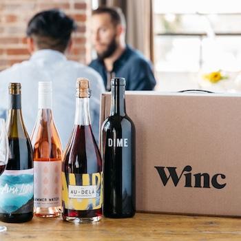 EComm: wine/booze delivery, winc