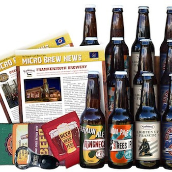 EComm: wine/booze delivery, craft beer club