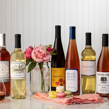 EComm: wine/booze delivery, QVC wine shop