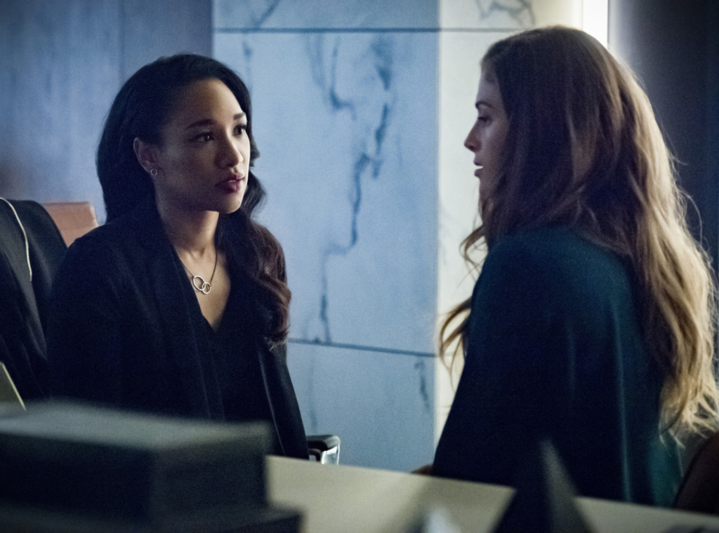 Why The Flash s Candice Patton Thought She Ruined That