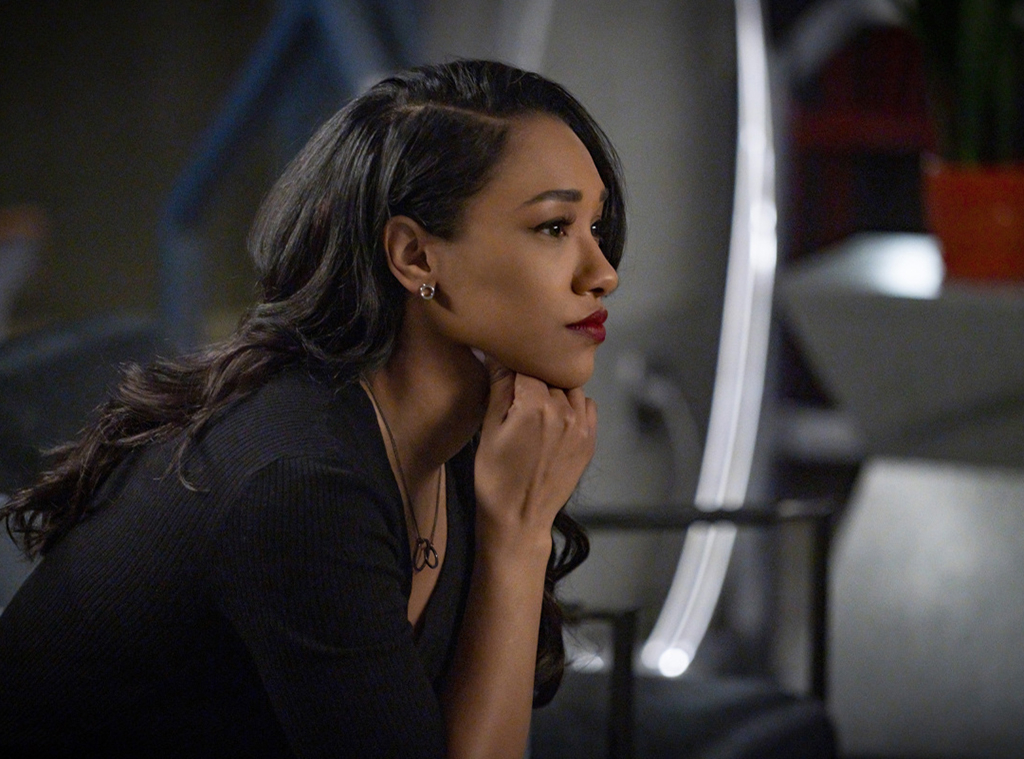 Why The Flashs Candice Patton Thought She Ruined a Big
