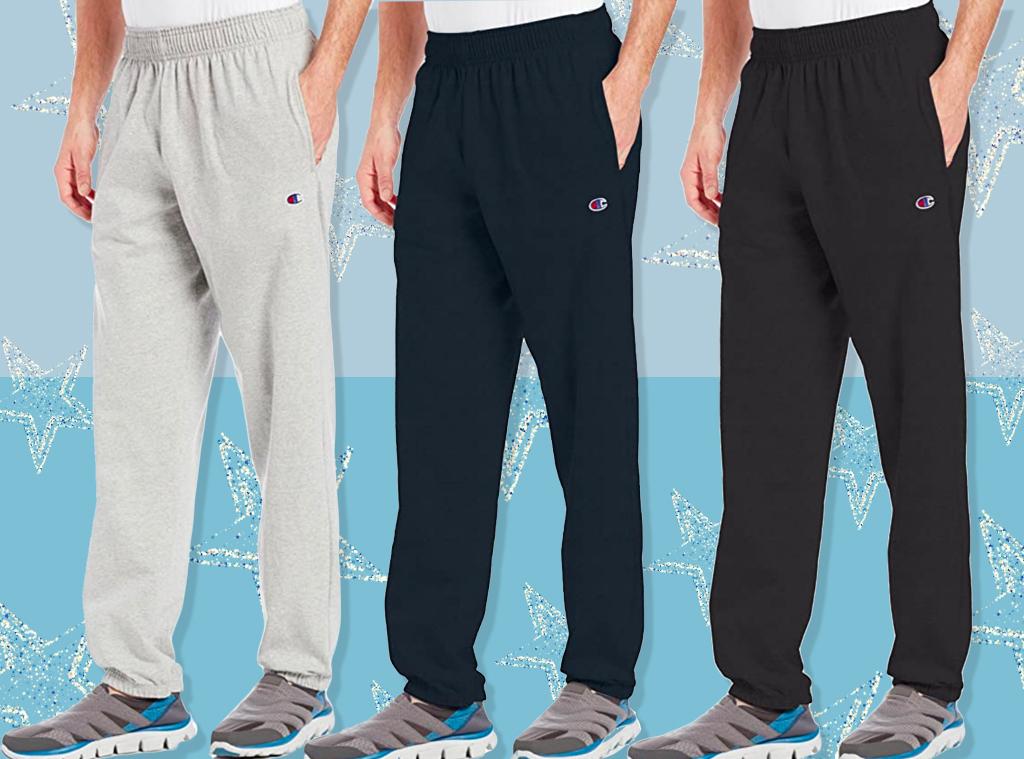 E-Comm: $15 Men's Lightweight Sweatpants, Amazon