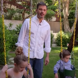 Jimmy Kimmel, Jane, Billy, Kids