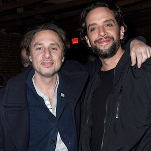Zach Braff, Nick Cordero, Preview Of Rock of Ages