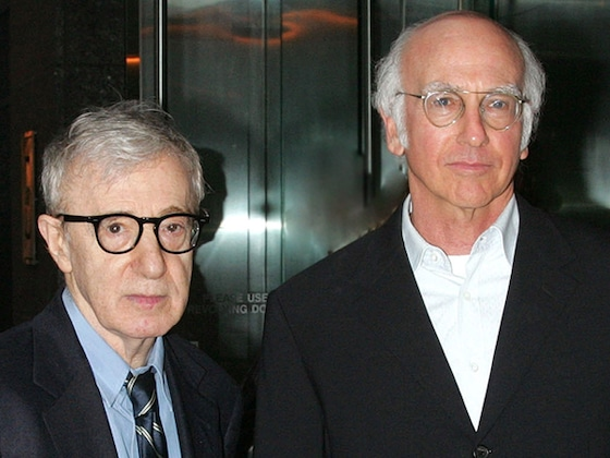 Larry David Says He Doesn't Think Woody Allen ''Did Anything Wrong'' After Reading His Memoir