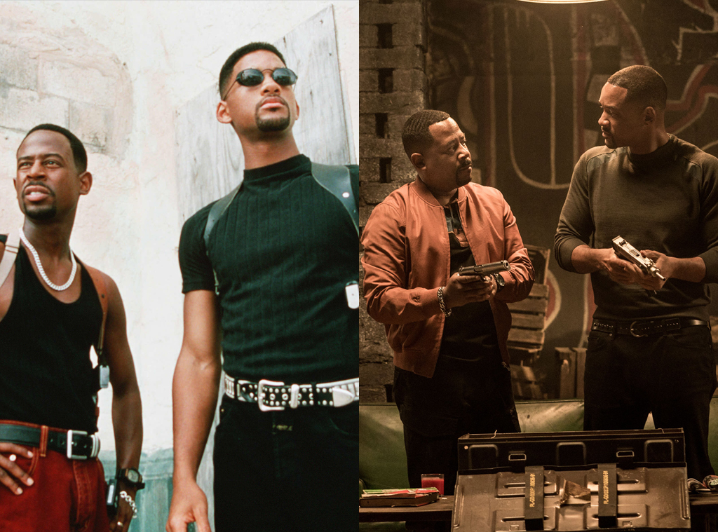 Bad Boys Trilogy, Martin Lawrence, Will Smith
